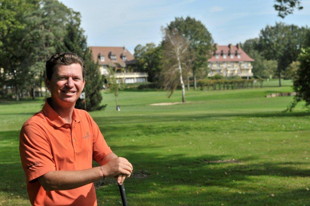 Jean-Brice London Cours de Golf